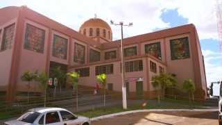 História do Santuário Basílica do Divino Pai Eterno