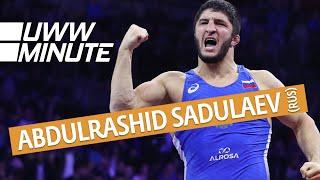 UWW MINUTE: Olympic Champion Abdulrashid SADULAEV's (RUS) COVID-19 Recovery.