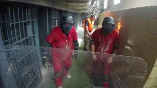 Download Video 2018 Moundsville Mock Prison Riot- J BLOCK- BCP CERT MP3 3GP MP4