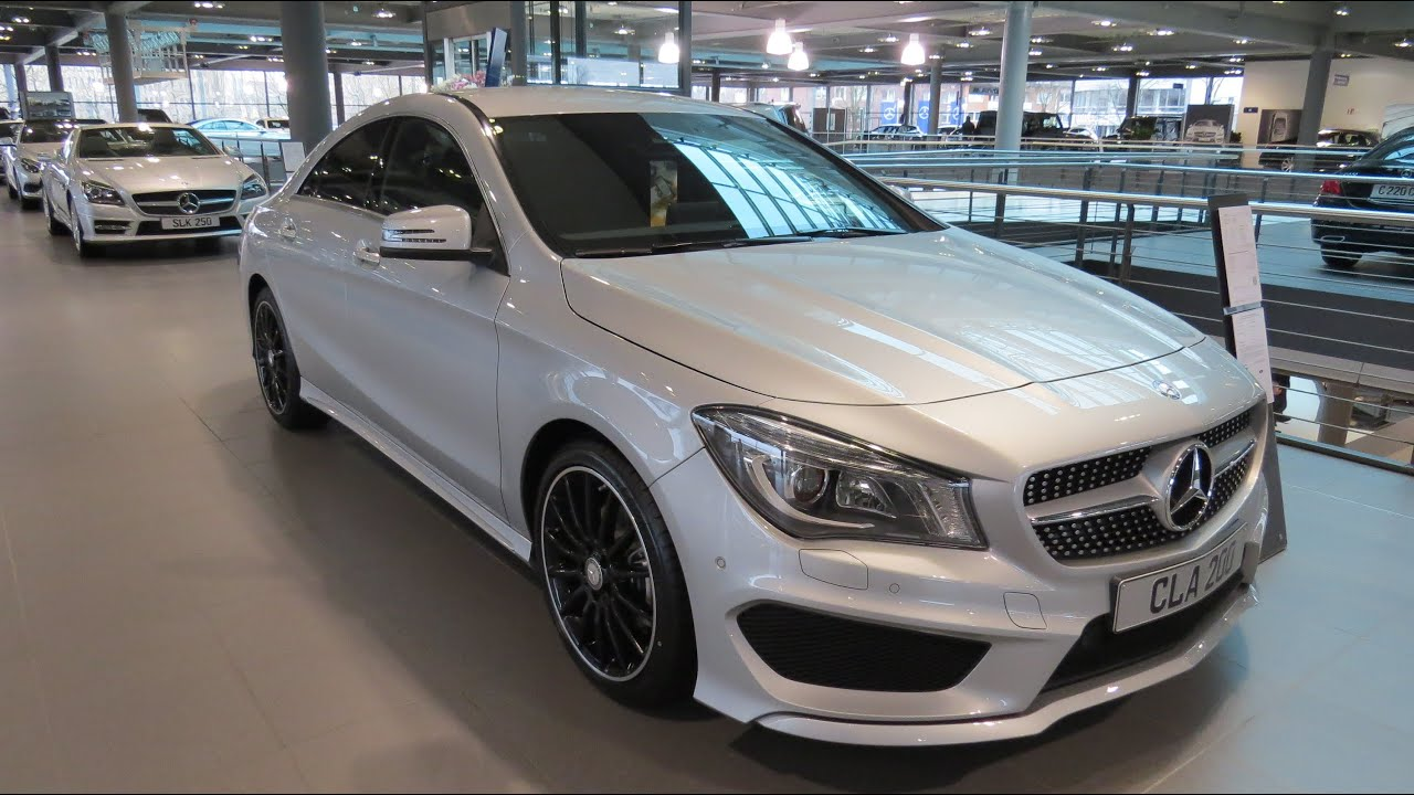 2015 mercedes benz cla 200 youtube. Black Bedroom Furniture Sets. Home Design Ideas