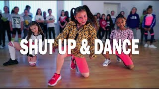 Jason Derulo, LAY, NCT 127 - Let's Shut Up & Dance | Kids Street Dance | Sabrina Lonis Choreo
