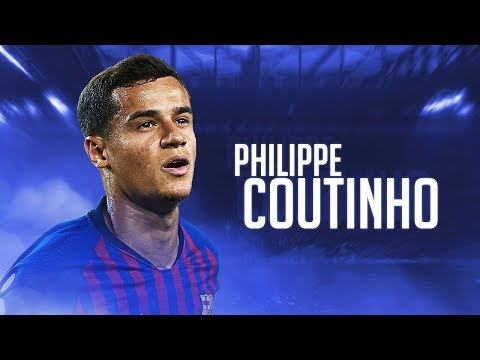 Philippe Coutinho - Goal Show 2018/19 - Best Goals for Barcelona