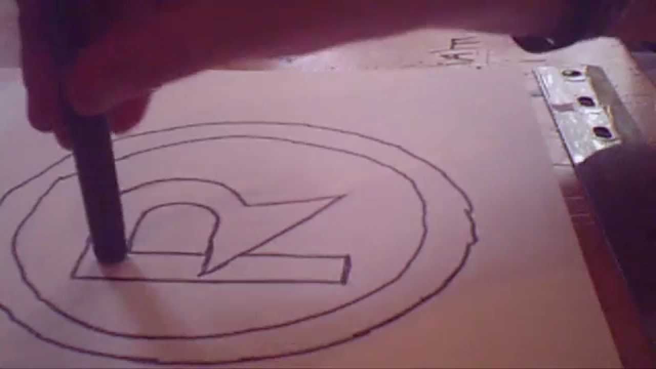 How to draw robin symbol new 52 version youtube how to draw robin symbol new 52 version buycottarizona Gallery