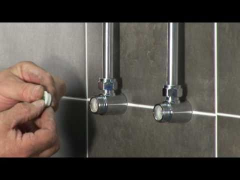 exposed pipe shower . Mixer Showers  How To Use Triton S Bar Mixer Fixings For Exposed Pipework Video From YouTube