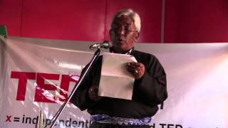 Voice of the Himalayas | Shri Morup Namgyal | TEDxLeh