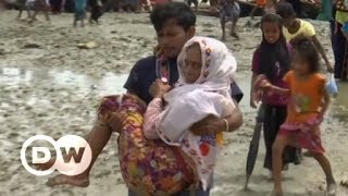 Rohingya crisis reaches Bangladesh and other world stories | DW Documentary