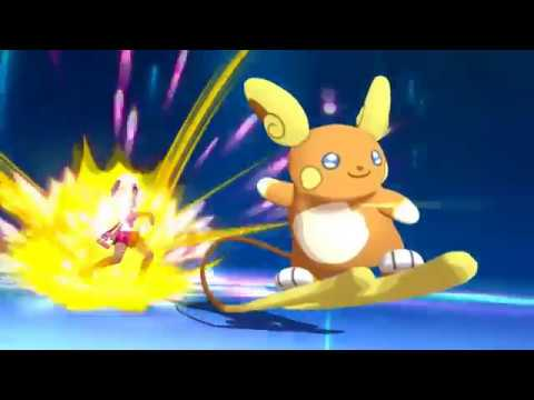 [PU] Pokemon Sun and Moon Wifi Battle #139 Vs. Yang/John/Katty (1080p)