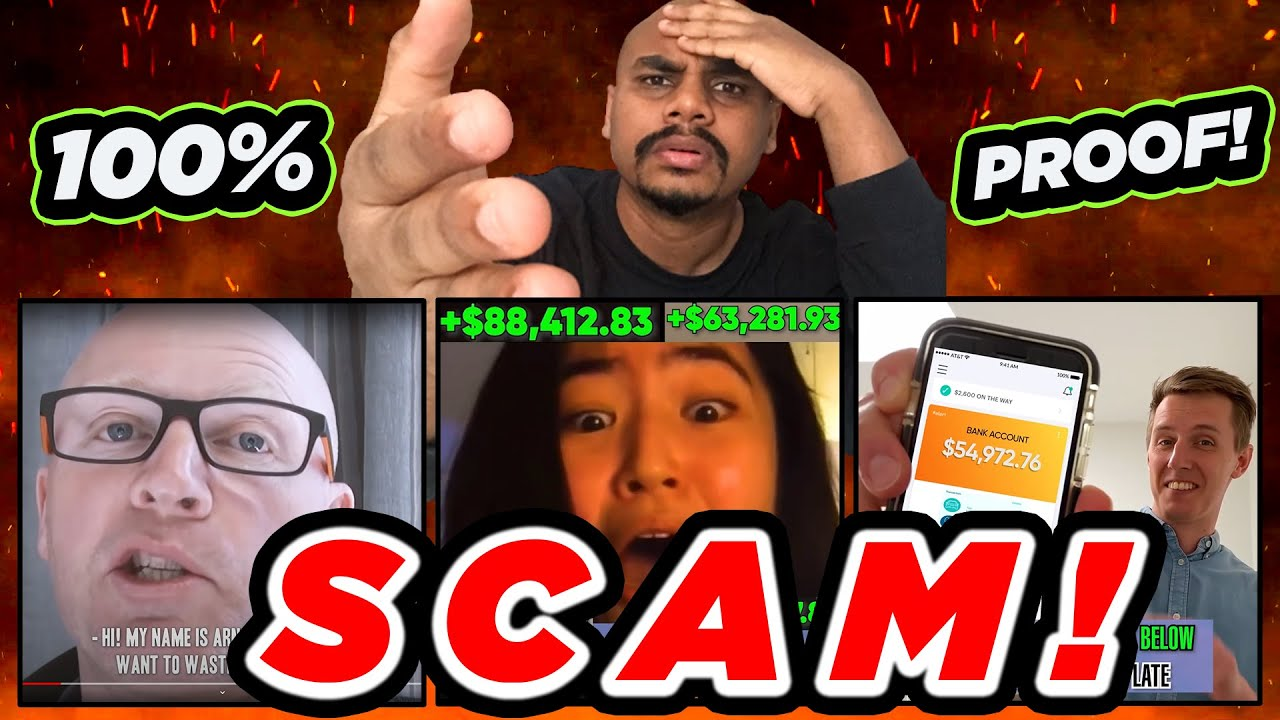 SINGAPORE FAST CASH ADS ON YOUTUBE IS A SCAM! (100% PROOF!)
