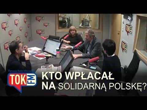 Wpłaty na Solidarną Polskę pod lupą dziennikarzy