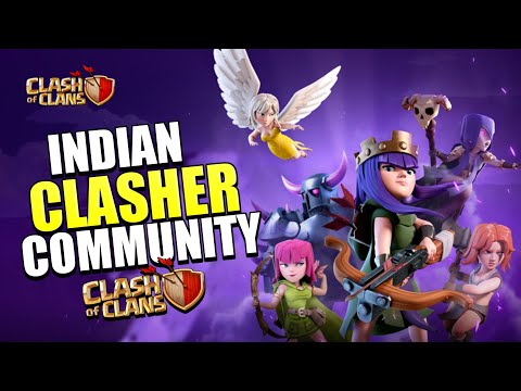 INDIAN CLASHERS COMMUNITY IS WEAK OR STRONG?