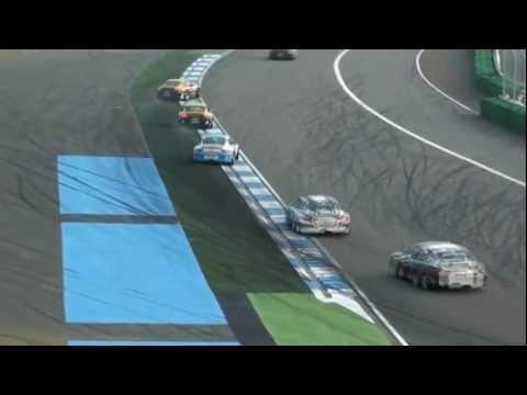 Rene Rast Crash Hockenheim 2012 Porsche Carrera Cup [FULL HD]
