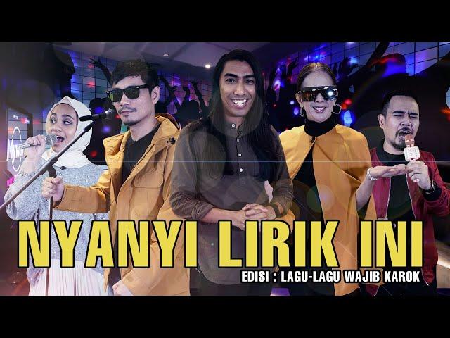 Lagu Wajib Karok Bersama Mark Adam & Didie Alias! [Nyanyi Lirik Ini]