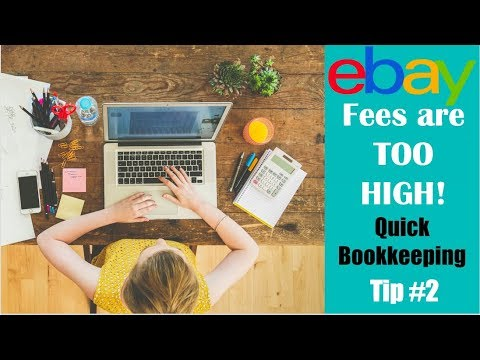 EBay Fees Are Too High! Strategies For Reducing EBay Fees