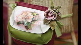 Потрясающие кожаные сумки своими руками. Смотрим фото сумки своими руками из кожи(Потрясающие кожаные сумки своими руками. Смотрим фото сумки своими руками из кожи. Эти кожаные сумки - это..., 2015-01-31T18:46:53.000Z)