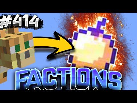 OCELOT MASK = GOD APPLES | Minecraft FACTIONS #414