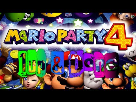 1up Done Mario Party 4 Part 3 I Suck Youtube
