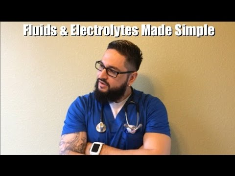 Fluids & Electrolytes Made Simple