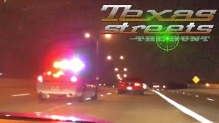 BUSTED Street Racing at 140MPH!