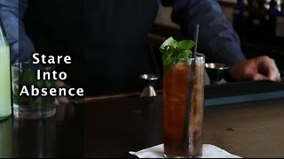Stare Into Absence Cocktail Recipe - How To Make The Stare Into Absence