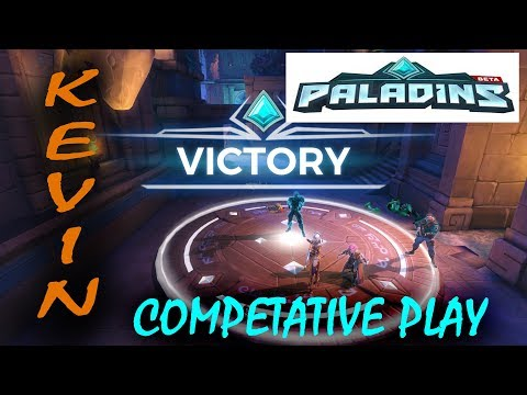 Paladins - Free Gaming Never Felt So GOOD :-)  Smile and Happy