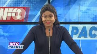 INFO PACIFIC 16 AOUT 2019 présenté par Ruth Djinie FILS-AIMÉ - 2H (Jounal Kreyòl)