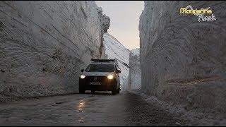 Maurienne Flash ''Fermeture de la route d'accès à Bonneval-sur-Arc''
