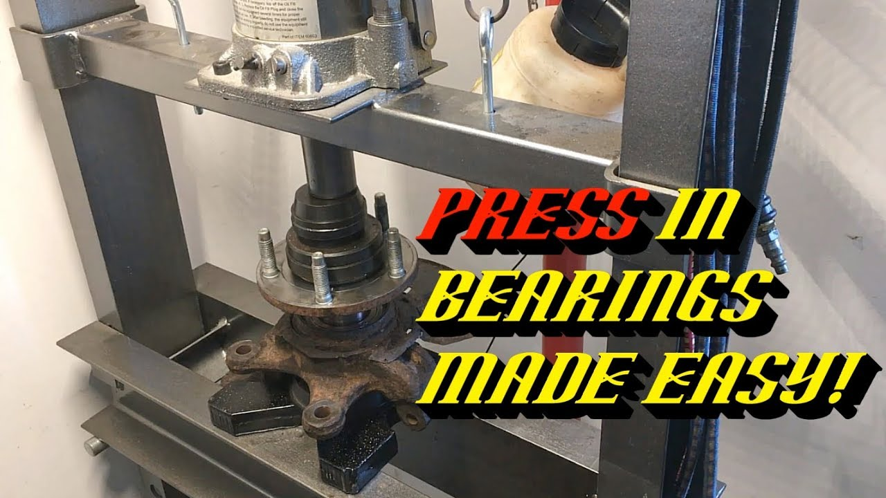 2001 2017 Ford Escape Humming Roaring Noise Front Wheel Bearing Replacement