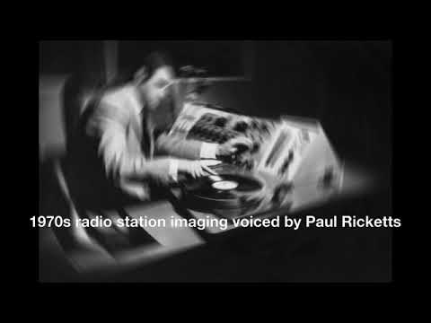 Paul Ricketts, Radio Imaging 1970s