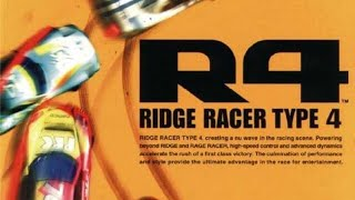 Vídeo Ridge Racer Type 4