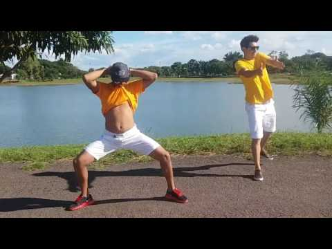 Falei Nada - MC 2K - Coreografia ARTE SHOW - Funk