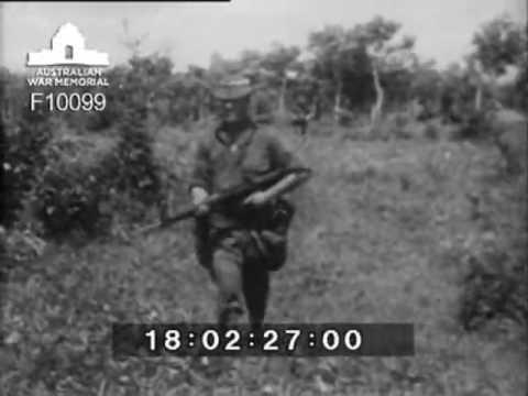 5 Battalion, Royal Australian Regiment on patrol in Vietnam. DPR/TV/401