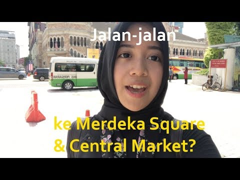 #FARVLOG Makan - Merdeka Square - Central Market - MAKAN LAGI!