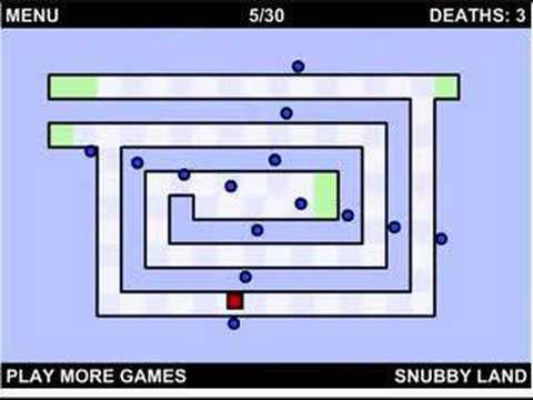 worlds hardest game snubby land
