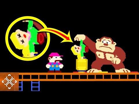 9 DARK SECRETS About Donkey Kong Nintendo Tried To Hide