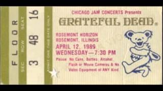 Grateful Dead - Smokestack Lighting 4-12-89