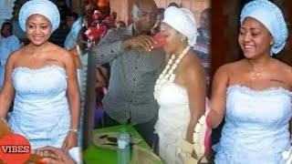 Regina Daniels And Her Husband Traditional Marriage That Shocked Nigerians!