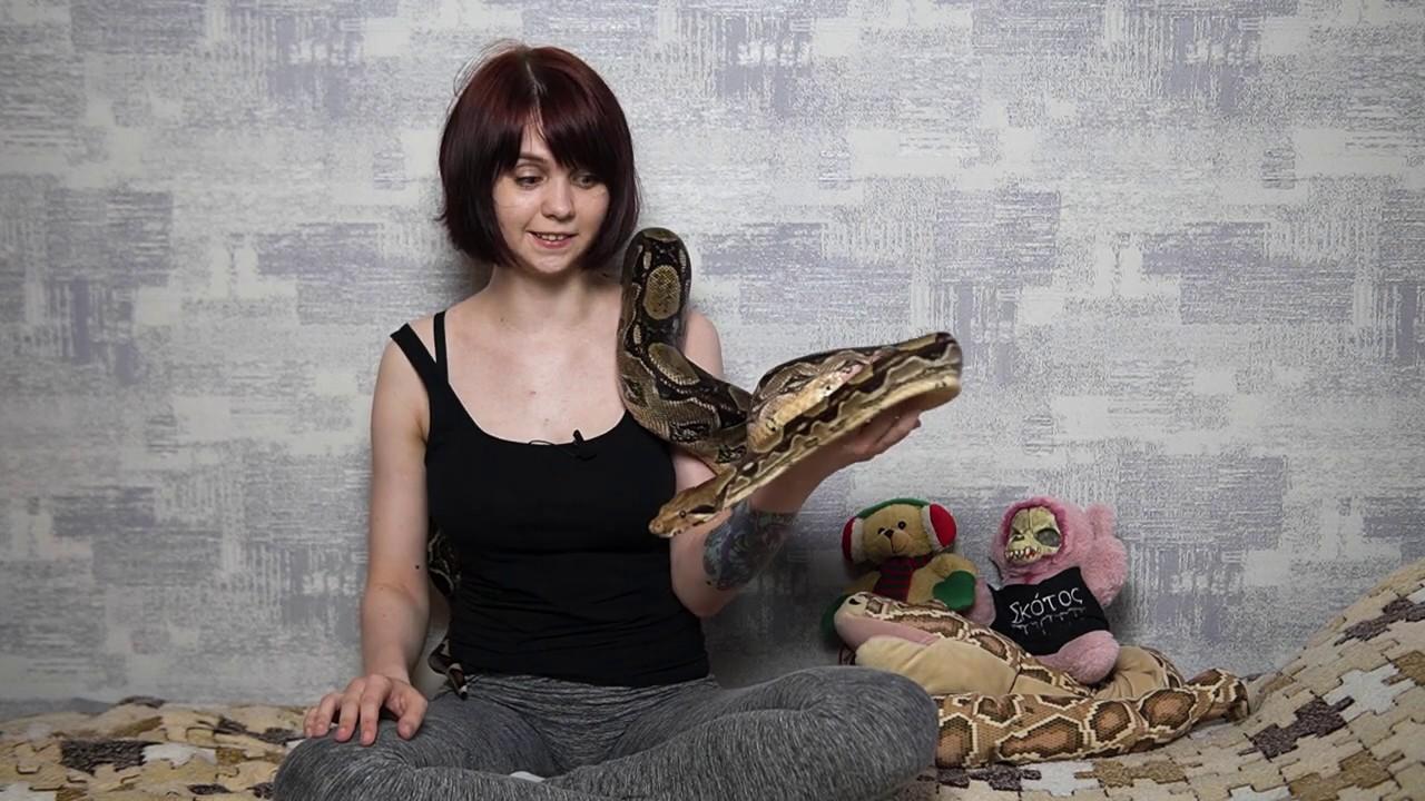 Проблемы содержания змей