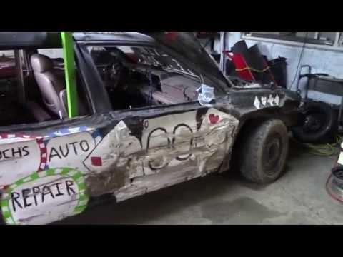 91 FWD Lincoln Repair Plans for 3rd Run