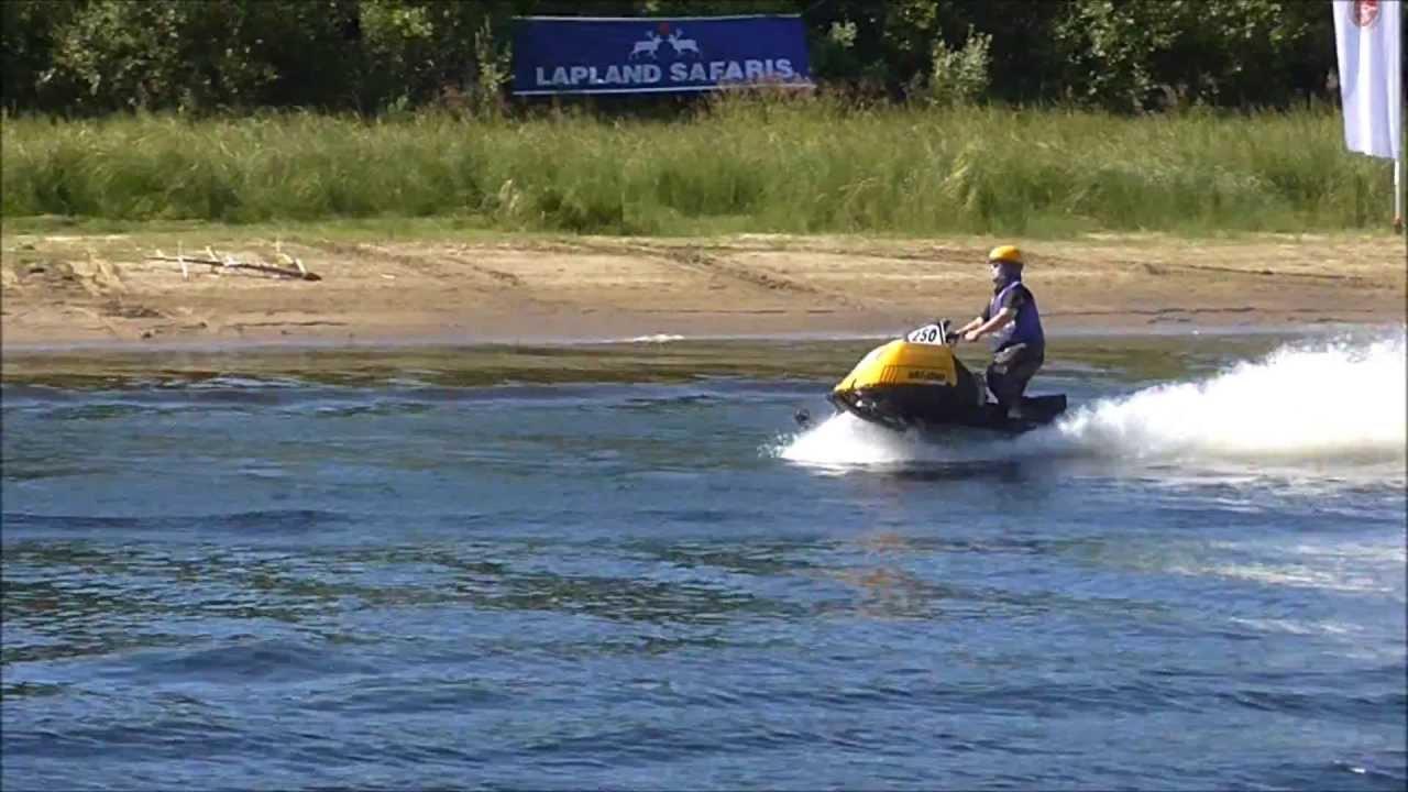 Ivalo Watercross 2013 - Ski-Doo Elan