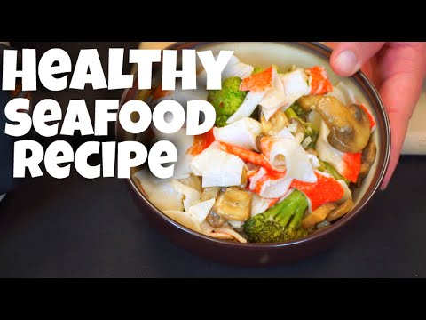 Healthy Seafood Recipe – fish recipe – dinner recipes – healthy recipe channel
