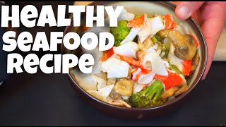 Healthy Seafood Recipe - fish recipe - dinner recipes - healthy recipe channel