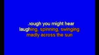 [karaoke \ instrumental] Bob Dylan - Mr. Tambourine Man