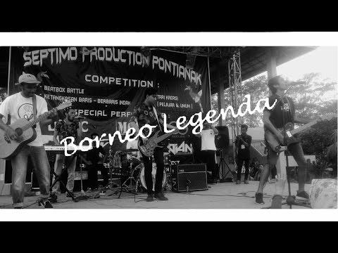 LAS! - Borneo Legenda (Lirik Video)