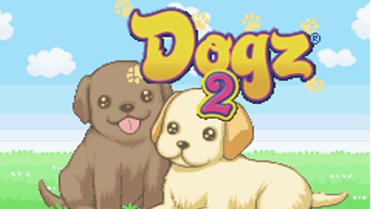 Dogz 2 Reviews Juegos Nintendo Ds Youtube