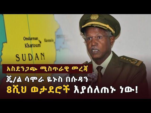 What's New About Former Ethiopian General