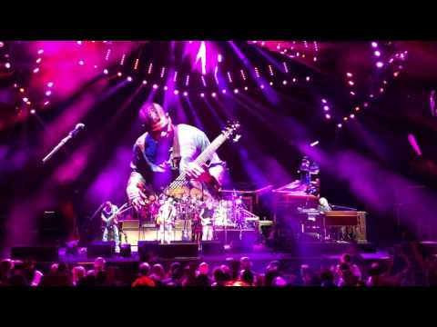 Dead & Co. – Fire on the Mountain – Irvine, CA 7/26/16
