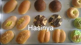 Resep & cara membuat Roti manis
