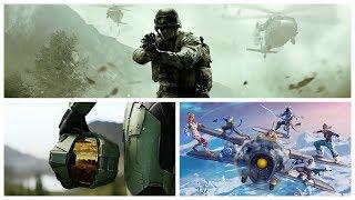 Возможный ремастер Demons Souls и огромные амбиции Call of Duty 2019 | Игровые новости