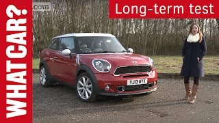 2014 Mini Paceman - Long-term test - final report - What Car?