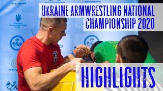 Чемпіонат України з армрестлінгу 2020 КРАЩІ МОМЕНТИ Ukraine National 2020 HIGHLIGHTS